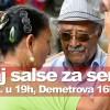 Tečajevi plesa za umirovljenike-Salsero