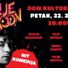 Satiričko Kazalište Kerempuh: Blue Moon u Domu kulture Čavle