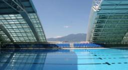Sportska rekreacija na Bazenima Kantrida