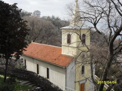 Crkva svetog Jurja na Trsatu 001