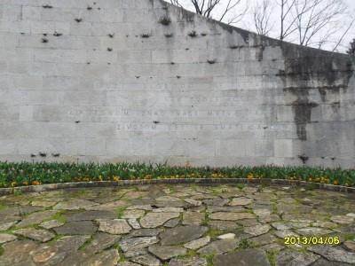 Spomen kosturnica na Trsatskom parku 010