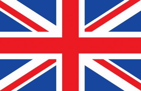Velika Britanija zastava