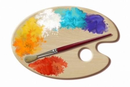 paleta slikarskih boja